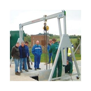 Demount Gantry - 2.4m Beam