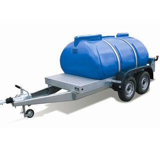 Water Bowser - Towed 2200L
