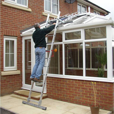 Conservatory Roof Ladder For Hire Mammoth Hire
