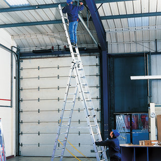 Combination Ladder - 3.9m to 9.7m