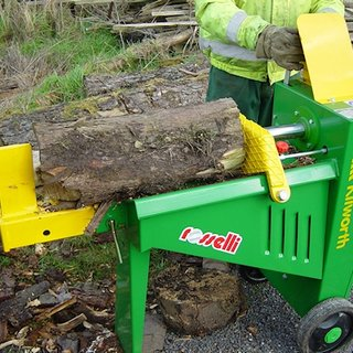 Log Splitter - Electric