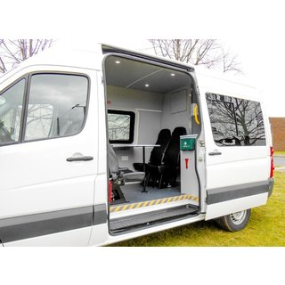 Welfare Van (Self Drive)