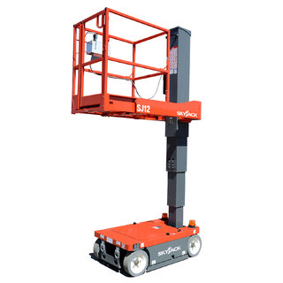 Personnel Lift, SkyJack SJ12, 3.65m - 12ft, Electric