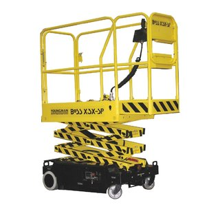 Personnel Lift, BOSS X3X 3.2m Platform