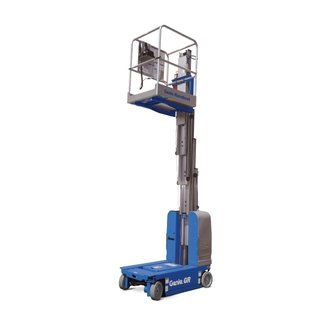 Personnel Lift, Genie GR15, 4.5m - 15ft, Electric