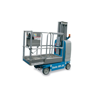 Personnel Lift, Genie GR20, 6.1m - 20ft, Electric