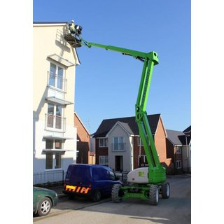 Nifty HR17 Bi Energy / Hybrid Boom Lift - Articulated