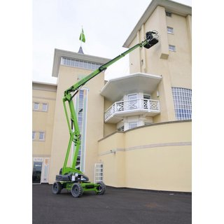 Nifty HR21 Bi Energy / Hybrid Boom Lift - Articulated