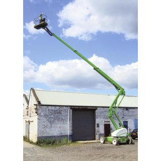 Nifty HR28 Bi Energy / Hybrid Boom Lift - Articulated