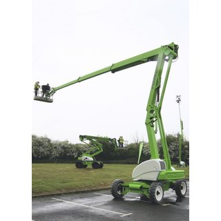 Nifty HR21 Diesel Boom Lift - Articulated