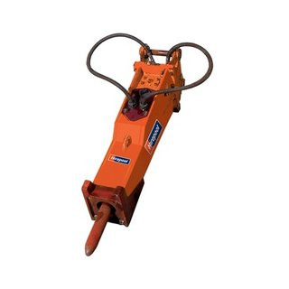 Breaker Attachment For Digger