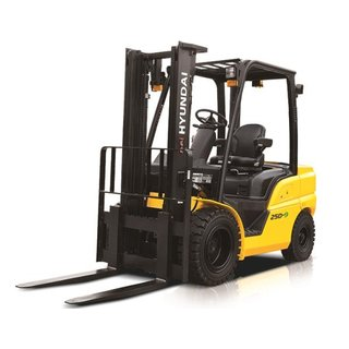 Counterbalance Forklifts - Diesel