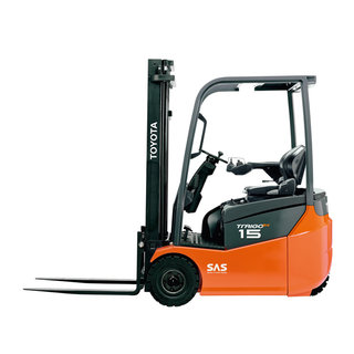 Counterbalance Forklifts - Electric