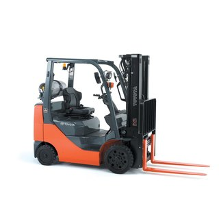Counterbalance Forklifts - Gas