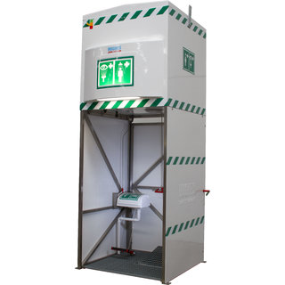 Self Contained Safety Shower