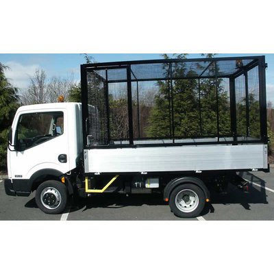 caged lorry hire