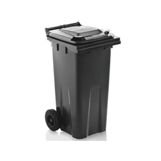 Dust Cart - Wheelie Bins