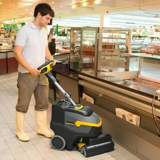 Karcher (BR 35/12 C BP) Floor Scrubber Dryer