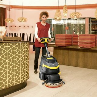 Karcher (BD 38/12 C BP) Floor Scrubber Dryer