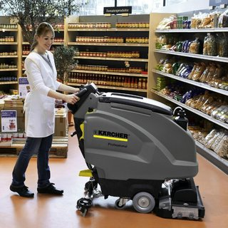 Karcher (B40) Floor Scrubber Dryer