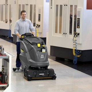 Karcher (B80) Floor Scrubber Dryer