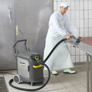 Karcher (SGV 8/5) Steam Vacuum Cleaner