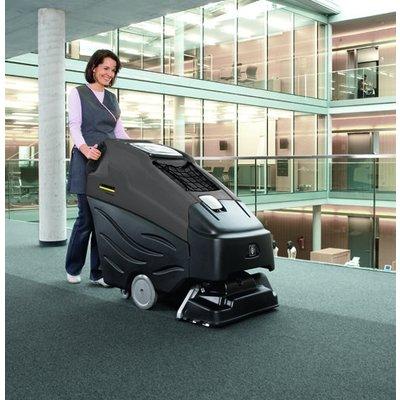 Karcher (BRC 50/70) Professional Carpet Cleaner - Battery Powered