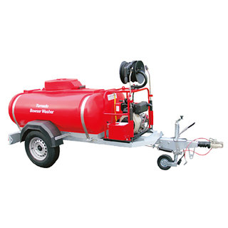 1125L Bowser & Petrol Pressure Washer