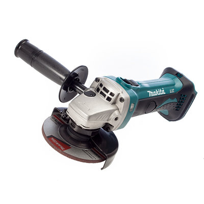 115mm cordless angle grinder hire
