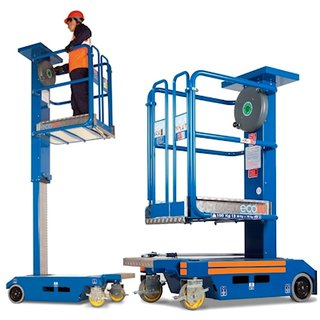 EcoLift Non-Powered Access Platform