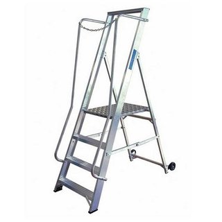 Step Ladder - Extra Wide Platform