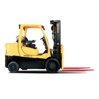 Compact Counterbalance Forklift - Gas / LPG (7000-9000kg)