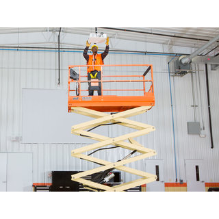 JLG 2646ES Scissor Lift - Electric