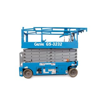 Genie GS3232 Scissor Lift - Electric