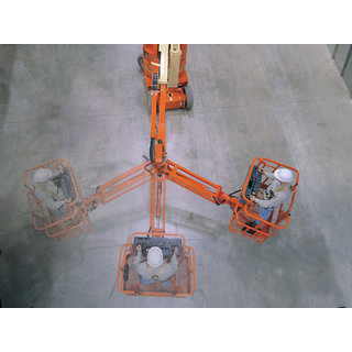 JLG E300AJP Articulated Boom Lift - Electric
