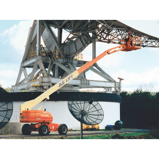 JLG 600SJ Telescopic Boom Lift - Diesel