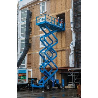 Genie GS4390RT Rough Terrain Scissor Lift