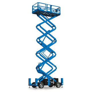 Genie GS5390RT Rough Terrain Scissor Lift