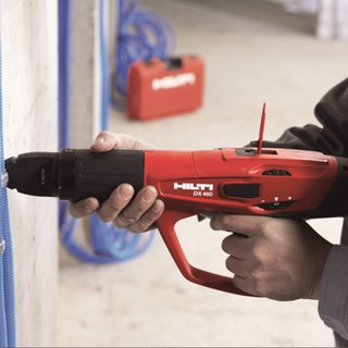 Hilti Cartridge Hammer Gun