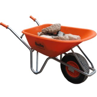 Belle Warrior HDPE Wheelbarrow