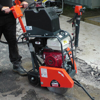 Floor Saw Petrol - 350mm