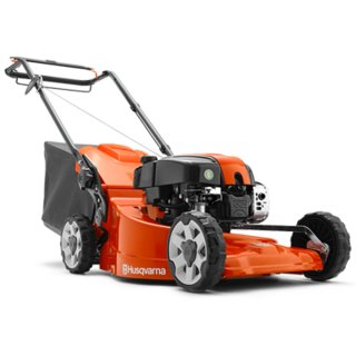 Power Driven Petrol Lawn Mower