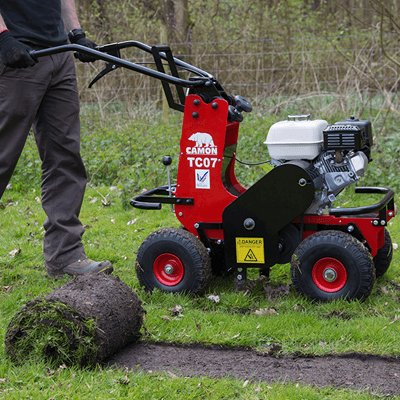 Camon Turf Cutter Hire