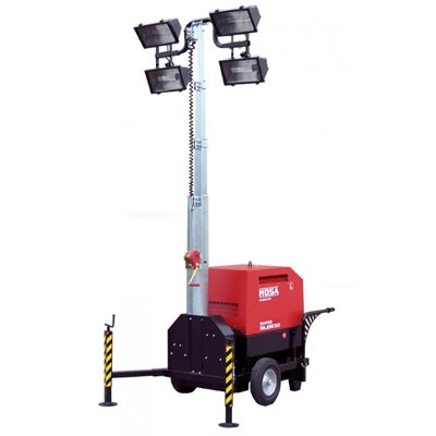 Lighting Tower - Diesel Generator