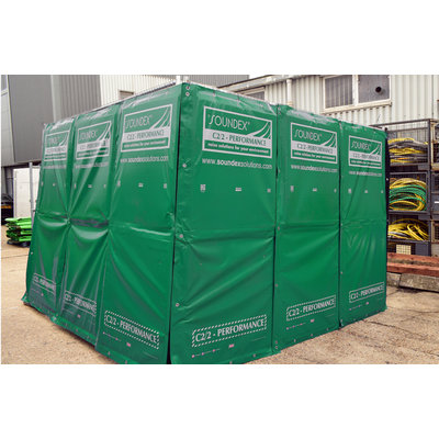 Acoustic Noise Barriers  sc 1 st  Mammoth Hire & Acoustic Noise Barriers for Hire | Mammoth Hire