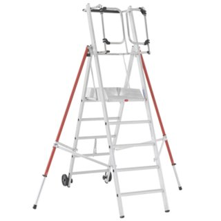 Mobile Platform / Warehouse Ladder
