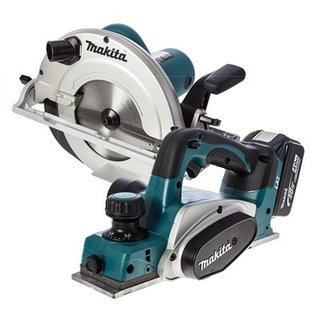 Circular Saw & Power Planer (Cordless) Kit