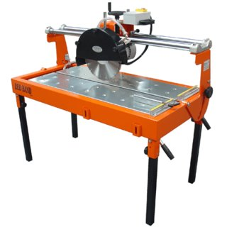 1000mm Tile Saw Bench - Electric