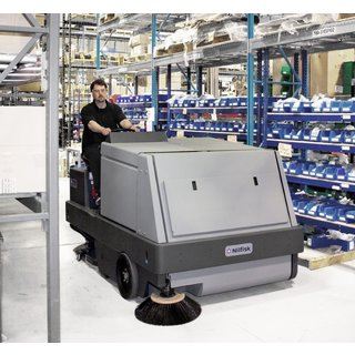 Nilfisk CR1500 Combi Ride-on Sweeper / Scrubber Dryer (LPG / Diesel)