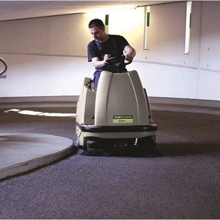 Topfloor TF110R-TRS Ride-on Floor Sweeper
